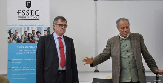 L'ESSEC est au Maroc depuis deux ans : Un anniversaire aux rythmes d'activités culturelles