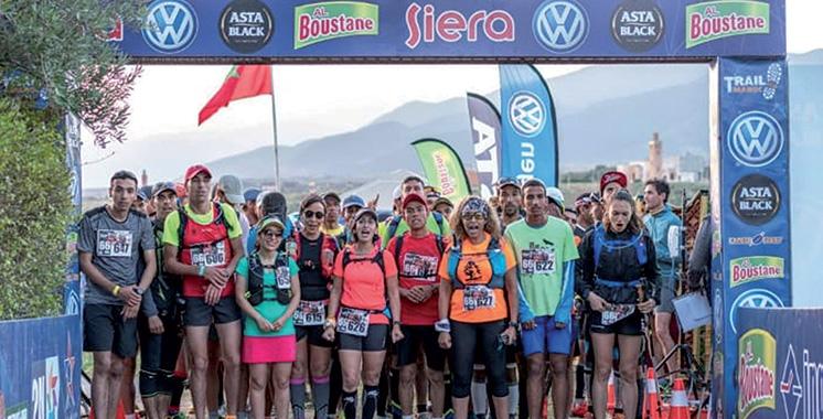 Eco-Trail d'Amizmiz : Adil Moussaoui remporte la course la plus difficile de la 2è édition