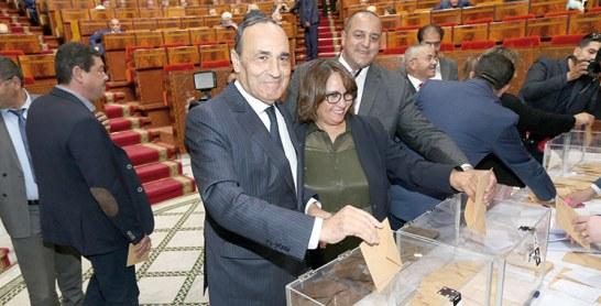 Parlement : El Malki rempile à la première Chambre