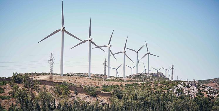 Parc éolien de Boujdour  : GE fournira  des sous-stations clé  en main