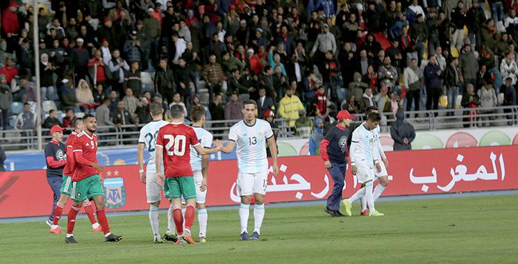 Classement Fifa : Le Maroc perd deux places et s'installe au 45è rang