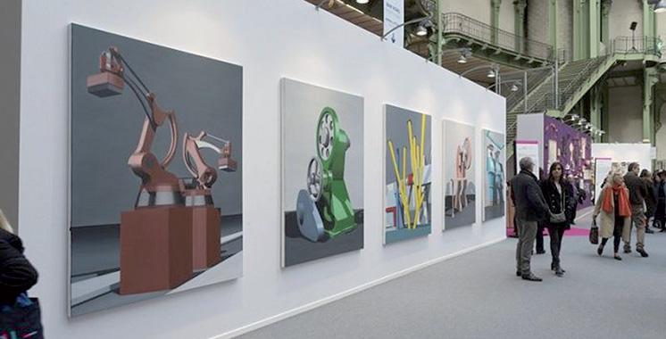 Le Maroc à Art Paris-Art Fair,  l'une des plus grandes foires d'art contemporain au monde