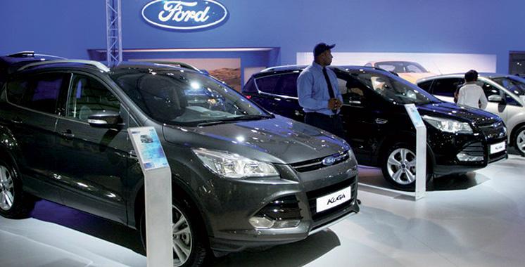 Ford : La tranquillité du client au coe ur du nouveau contrat de service lancé au Maroc