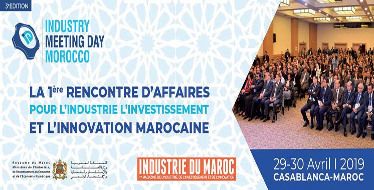 Industry Meeting Days : L'innovation et la formation  à l'honneur