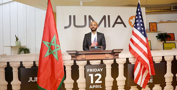 Jumia s'introduit à la Bourse de New York