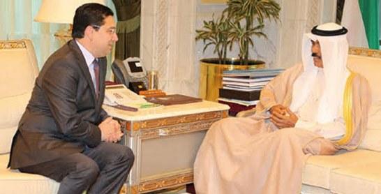 Message de SM le Roi Mohammed VI à l'Emir de l'Etat du Koweït