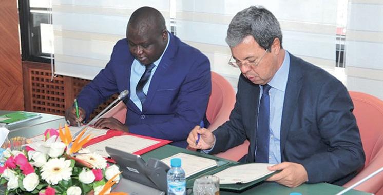 Partenariat : La CDG et la  CDC du Niger renforcent leur coopération
