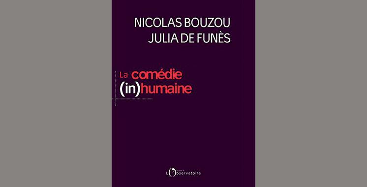 La comédie (in)humaine. Comment les entreprises font fuir les meilleurs, de Nicolas Bouzou et Julia de Funès