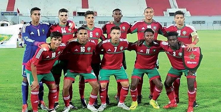 Le tournoi de l'UNAF du 4 au 14 avril : Le Maroc (U18) présent  en Alexandrie