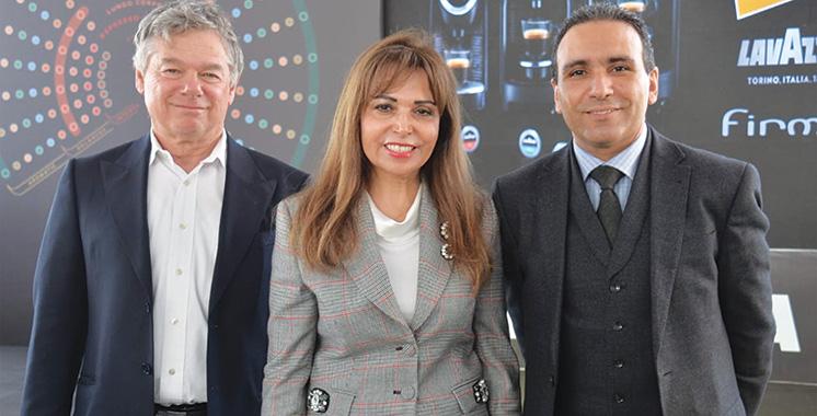 Lavazza firma disponible au Maroc