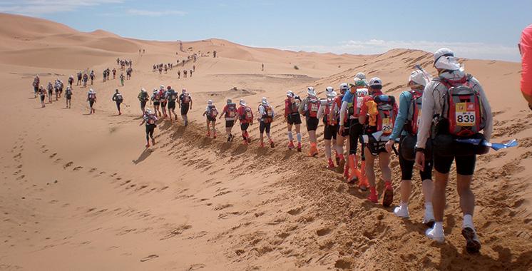 Marathon des sables : Un millier d'aventuriers dans les starting blocks