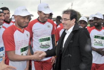 Marathon international de Rabat : Les migrants sur la ligne de départ