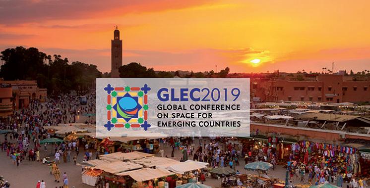GLEC 2019 : Le Maroc s'intéresse au secteur spatial civil