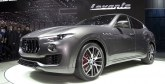 Maserati innove au Salon de l'auto de Shanghai 2019