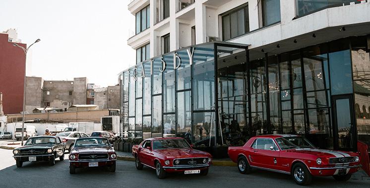 Coupé sportif le plus vendu dans le monde : Ford célèbre les 55 ans de sa Mustang