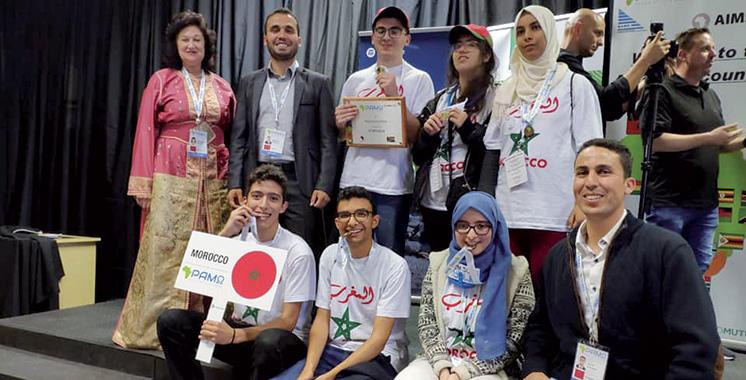 Olympiades africaines de maths 2019 : Le Maroc décroche la médaille d'or à Cape Town