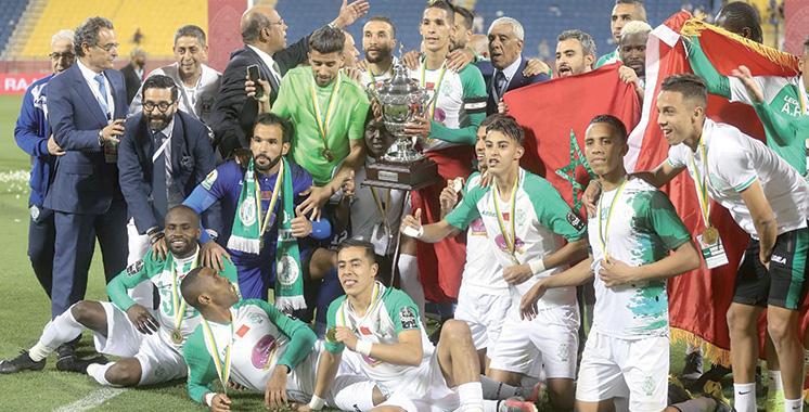 Super Coupe d'Afrique : Le Raja mate l'Espérance