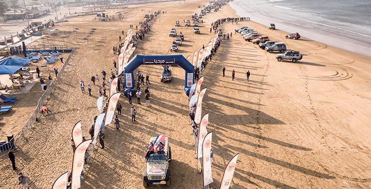 Rallye Aïcha des Gazelles : Une 29è édition exceptionnelle achevée en toute beauté à Essaouira