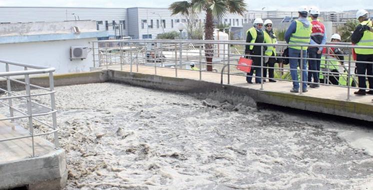Réutilisation des eaux usées à Tanger : La station d'épuration Boukhalef donnée en exemple