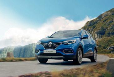Renault Kadjar se refait une beauté