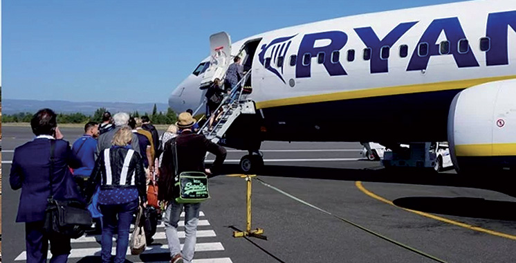 Ryanair annonce la reprise de ses opérations cet hiver