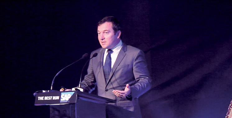 Intelligence en entreprise : SAP affiche ses ambitions pour l'Afrique francophone depuis Casablanca
