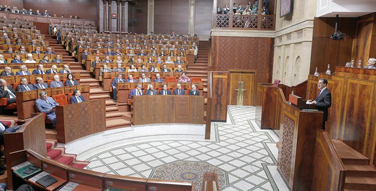 Législation : 429 textes adoptés  en 2 ans