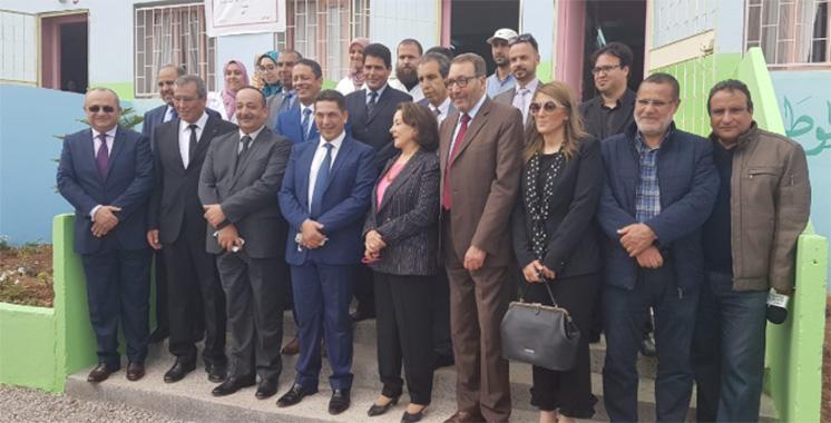 Education préscolaire : Laila Mezian-Benjelloun inaugure des unités à Nador