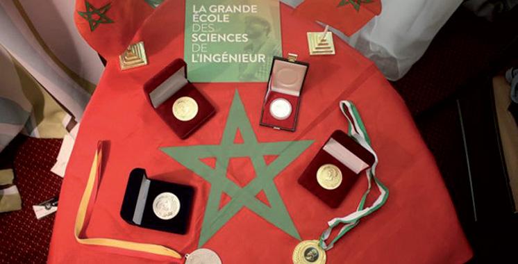 Salon des inventions «Archimède» à Moscou : Deux médailles d'or et une médaille d'argent pour le Maroc