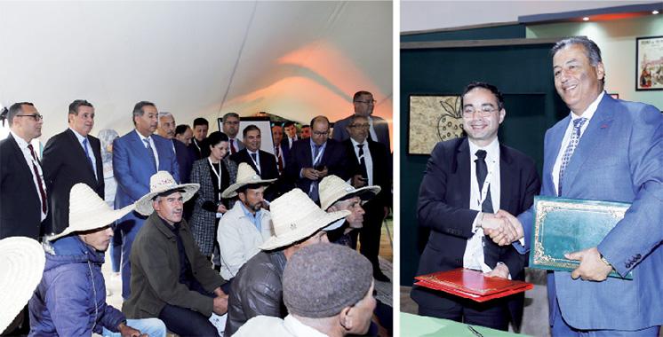 Le Crédit Agricole du Maroc multiplie  ses partenariats