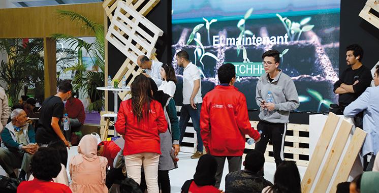 Crédit Agricole s'engage en faveur de l'innovation des jeunes