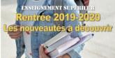 Spécial enseignement supérieur : Rentrée 2019-2020