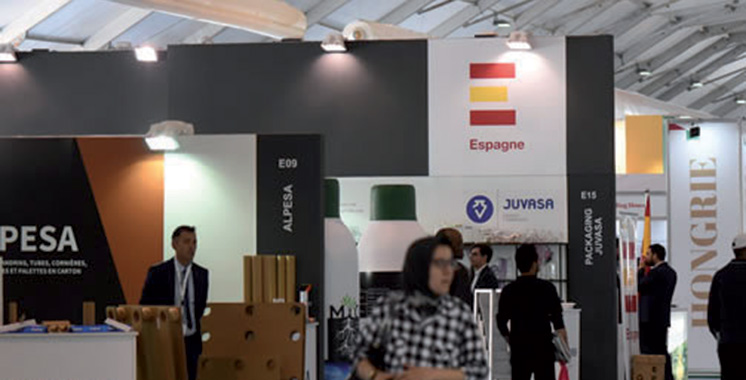 Espagne: 25 entreprises présentes au SIAM