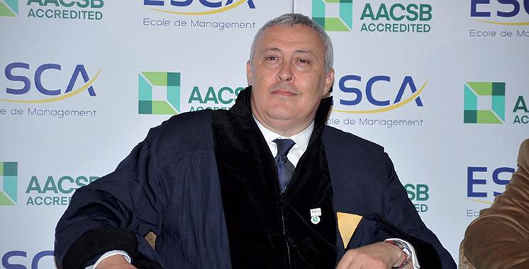 Thami Ghorfi : «ESCA, la seule Business School à détenir l'accréditation AACSB au Maroc»