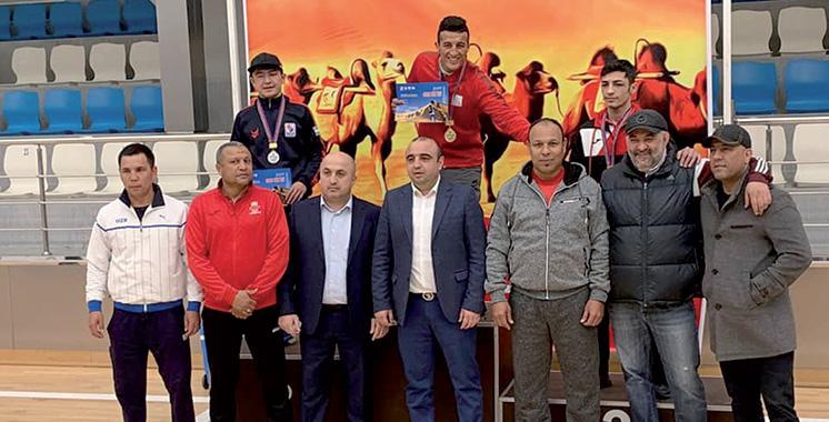 Tournoi international «Great Silk Way» de boxe : La sélection nationale remporte une médaille d'or et deux de bronze