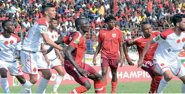 Ligue des Champions d'Afrique : Le Wydad prend une petite option sur la demi-finale