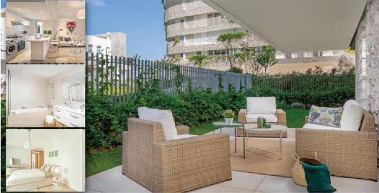 Les Pavillons Anfa Club :  Le nouveau projet de Yasmine immobilier dévoilé