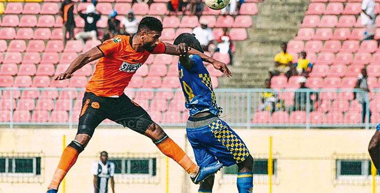 Le HUSA contraint au nul face au Zamalek,  la RSB déjà un pied en demi-finale