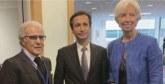 Benchaâboun se réunit à Washington avec  la DG du FMI et le président de la BM