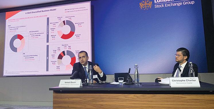 L'attractivité de la place financière marocaine mise en avant à Londres