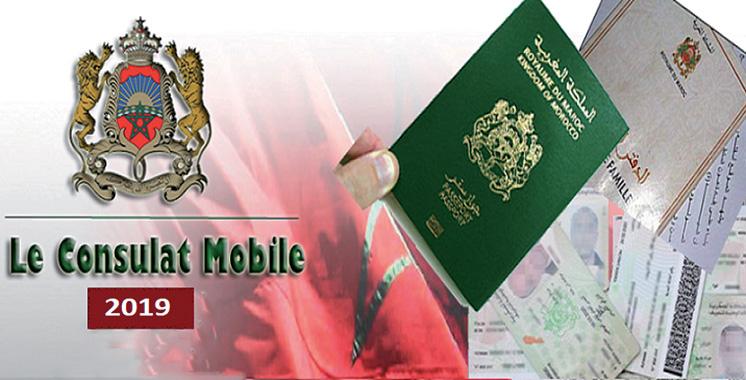 Canaries : Consulat mobile au profit  des Marocains établis à Lanzarote