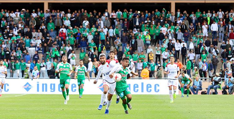 Botola Maroc Telecom : WAC et RCA se neutralisent  au terme d'un derby emballant