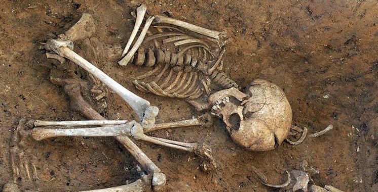 El Jadida : Les héritiers découvrent un squelette humain dans le domicile du défunt
