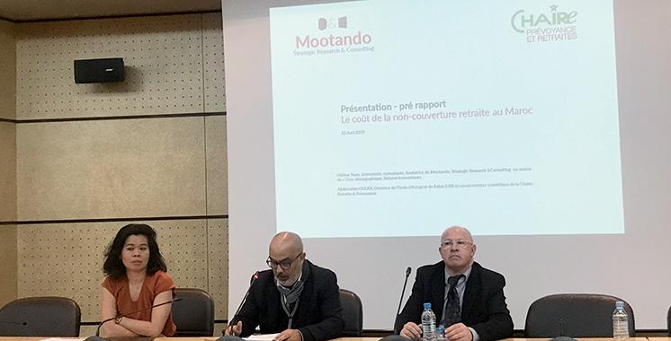 L'institut CDG lance le débat : Quel modèle de retraite pour le Maroc ?