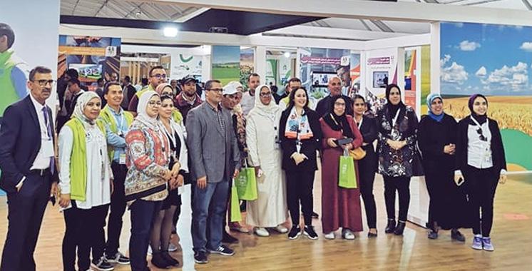 Pour une agriculture durable à l'échelle locale et régionale : Tour d'horizon des innovations du Groupe OCP au SIAM