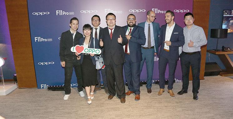 Oppo lance le F11 et le F11 Pro : Un produit chic à prix choc