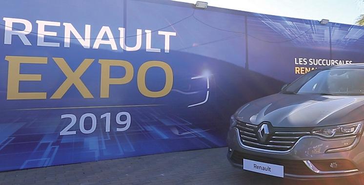 Renault Expo 2019, le salon spécial Renault