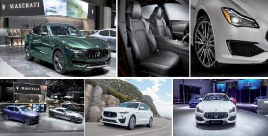 Maserati à la Semaine internationale du design à Milan : Le luxe et la noblesse de la matière réunis