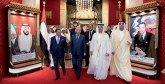 Sajid prend part à l'événement  «Le Maroc à Abu Dhabi»