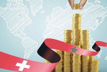 5 milliards de dirhams injectés  par la Suisse depuis 2014